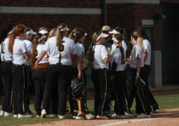Cameron Softball Sweeps Series