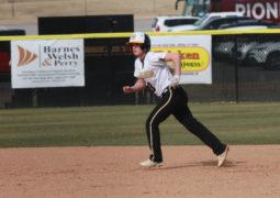 Bethany Hines: Cameron Aggie Softball
