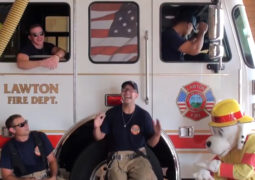 The Lawton Fire Dept. Lip Sync Challenge: Why It Matters To Us All