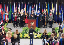 CU Holds Convocation