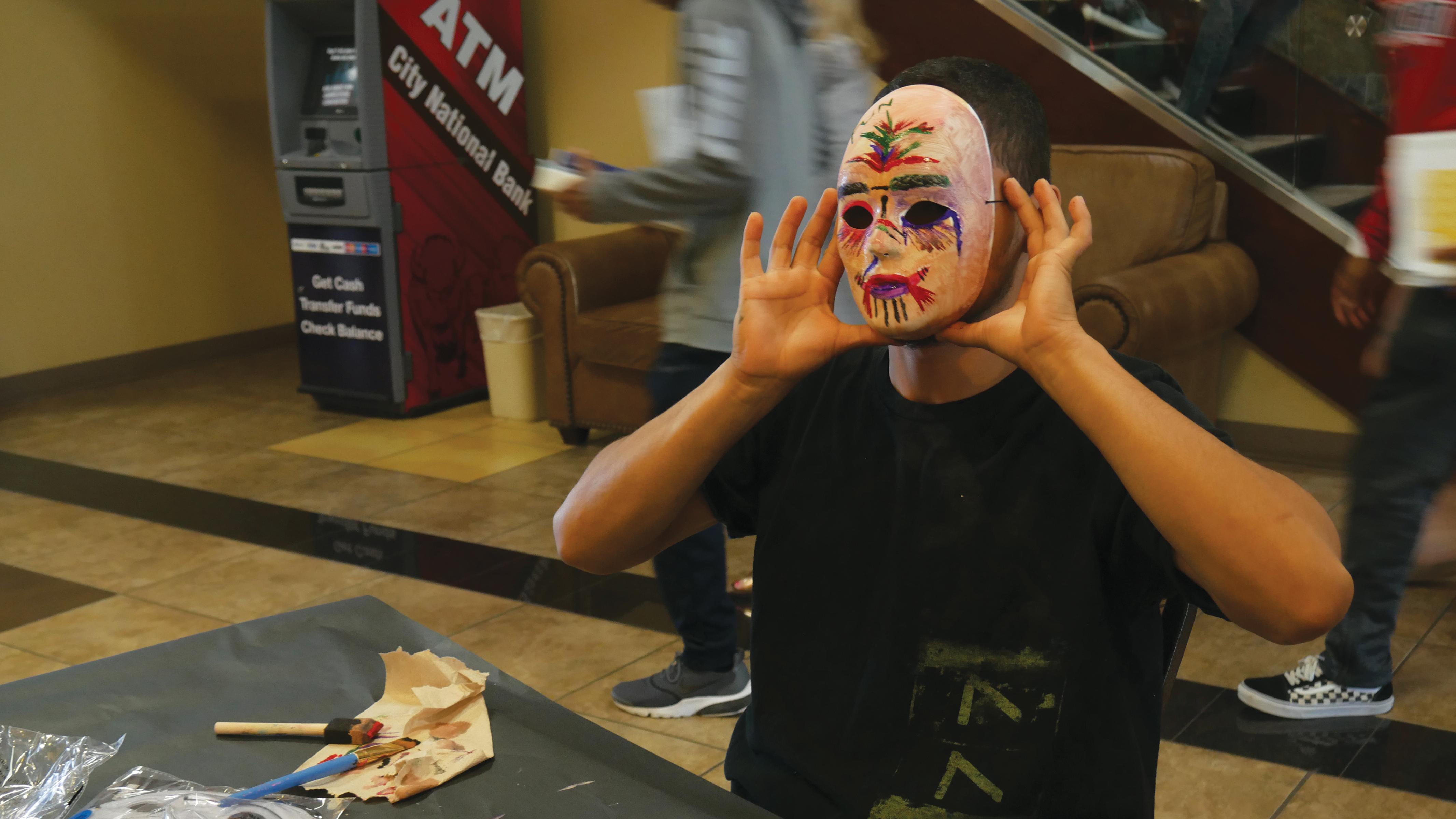 Movie Magic and Mask Masking
