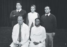 CU Theatre presents: '4.48 Psychosis' by Sarah Kane