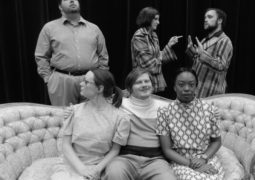 "CU Theatre presents: ""Living Together"""
