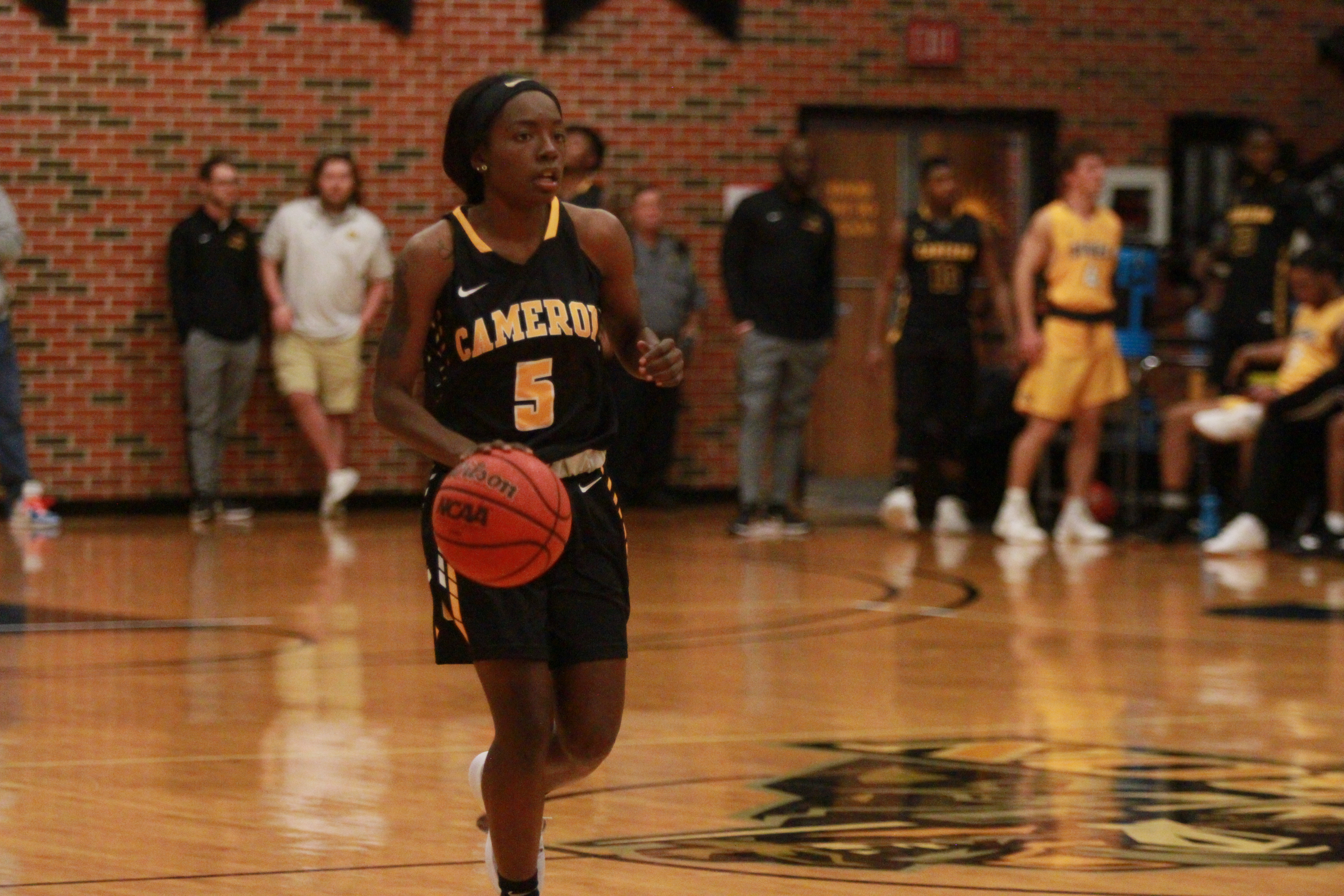 CU Falls to Bisons: Gears Up got LSC Play