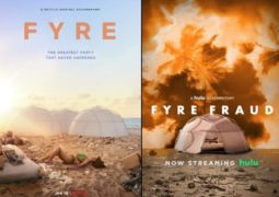 """The Competition is on """"Fyre"""""""