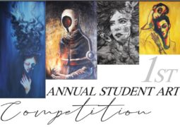 1st Annual Student Art Competition