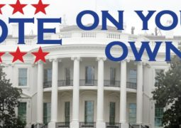 VOTE ON YOUR OWN