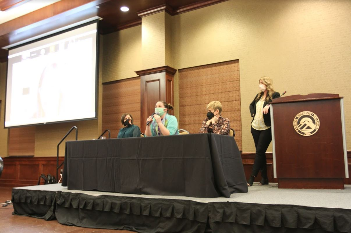 CU Empowering Women in Leadership and STEM Conference
