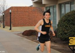 Going the distance with Cameron Track team's Mark Medina