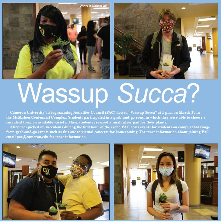 Wussup Succa?