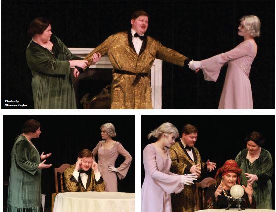 Theatre season opener: Blithe Spirit